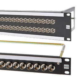 HD Coaxial Termination Panels