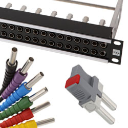 HD Video Patch Panels / Accessories