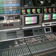 BES patch panels in outside broadcast vehicles