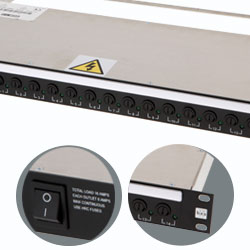 BES Low-Cost Power Distribution Units