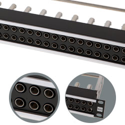 BES HD MUdigSA Video Patch Panels