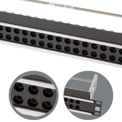 BES HD Musa Video Patch Panels
