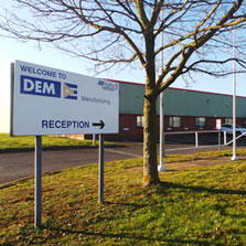 DEM Manufacturing - North Lincolnshire