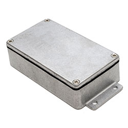 IP68 Enclosures - EMI RFI - Flanged