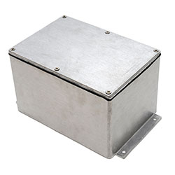IP68 Enclosures - Flanged