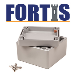 IP68 Fortis Enclosure Range