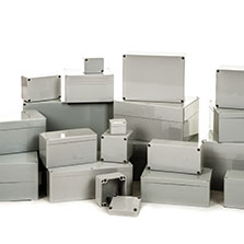 Deltron Enclosures Polycarbonate Range