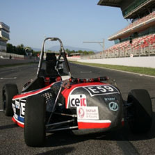 Tecnun SEED Racing Car