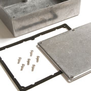 Deltron Enclosures spare seal and screw kit