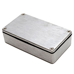 Aluminium Enclosure - Sealed - Plain