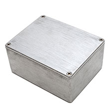 Aluminium Enclosure - Plain