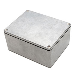 Aluminium Enclosure - IP68 - Plain