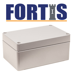 Deltron Enclosures Fortis Enclosure Range