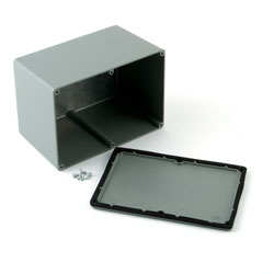 Aluminium Enclosure - IP68 - Nylon Coated