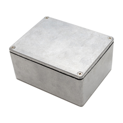 Deltron IP68 Aluminium Enclosures