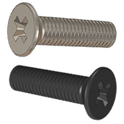 Deltron Enclosure Screws