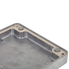 Deltron IP66 Sealed Enclosure Lid