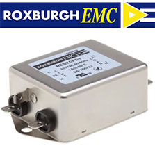 Roxburgh EMC Single Phase Chassis Filter