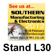 Roxburgh EMC to exhibit at Southern Manufacturing 2012