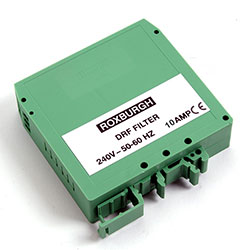 DRF10 Din Rail Mounted Filter 10 Amps